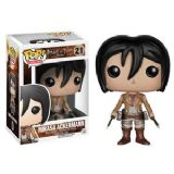 Attack on Titan Mikasa Ackermann Pop! Vinyl Figure Funko Mange Anime